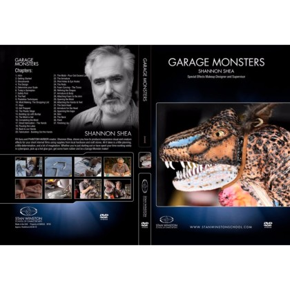 DVD Shannon Shea : Garage Monsters 2