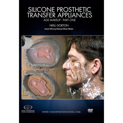 DVD Neill Gorton : Silicone Prosthetic Transfer Appliances: Age Makeup - Part 1