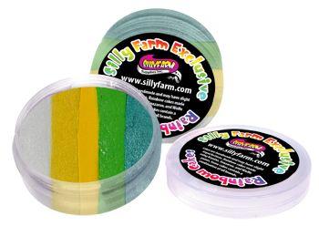 Rainbow Cake 50g - Green Apple