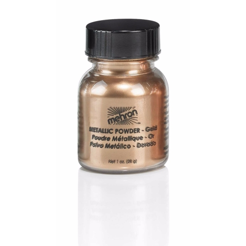 Metallic Powder - OR (5g) + Liquide à mélanger 30ml