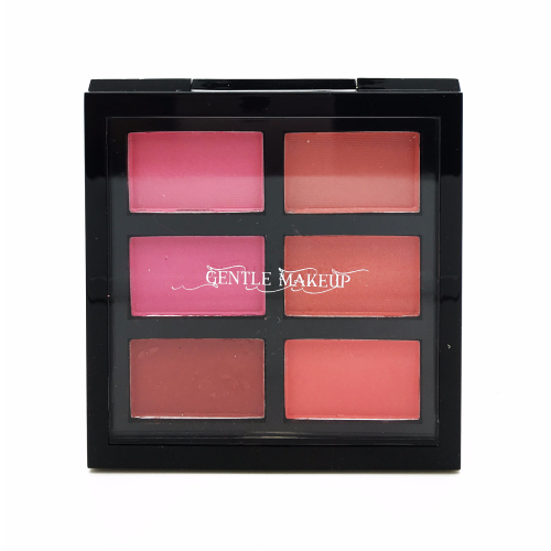 Palette de 6 Blush Pocket 70g