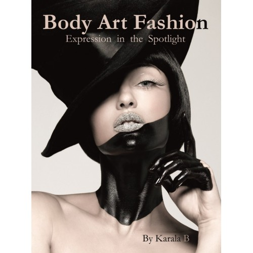 Livre Body Art fashion by KARALA